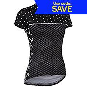 Primal Womens PolkaLine Short Sleeve Jersey SS18