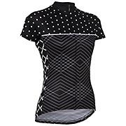 Primal Womens PolkaLine Short Sleeve Jersey