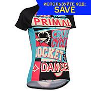 Primal Womens RideOn Short Sleeve Jersey SS18