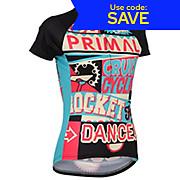 Primal Womens RideOn Short Sleeve Jersey