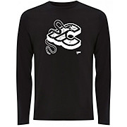 Cinelli Mike Giant Long Sleeve T-Shirt AW18