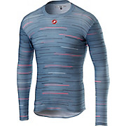 Castelli Prosecco R Long Sleeve Print  Base Layer AW18