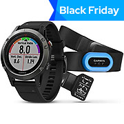 Garmin fenix 5 GPS Watch Performance Bundle