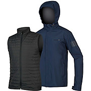 Endura Urban 3 in 1 Waterproof Jacket
