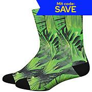 Defeet Levitator Lite 6 Jungle Socks AW18