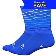Defeet Aireator 6 Ridge Supply Blue Socks AW18