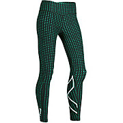 2XU Womens Print Mid-Rise Compression Tight AW18