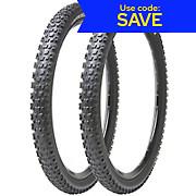 Hutchinson Cougar Tubeless MTB Tyres - Pair