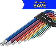 X-Tools Pro Coloured Allen Key Set