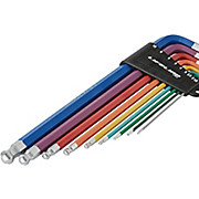 X-Tools Pro Coloured Allen Key Set