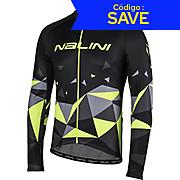 Nalini AHW Logo Long Sleeve Jersey AW18