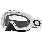 5b223eca67 Oakley O-FRAME 2.0 MX Grey   Clear Goggles