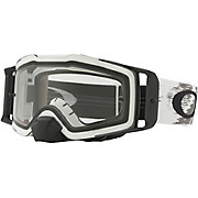 Oakley FRONT LINE MX Clear Lens Goggles