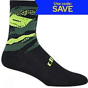 dhb Blok Sock - Camo AW18