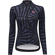 dhb Blok Womens Long Sleeve Jersey - Forest AW18