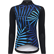 dhb Blok Womens Long Sleeve Jersey Tropical AW18