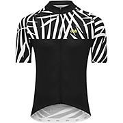dhb Blok Short Sleeve Jersey - Palm AW18