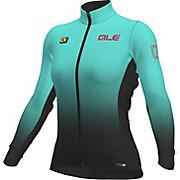 Alé Womens Dots DWR Long Sleeve Jersey AW18