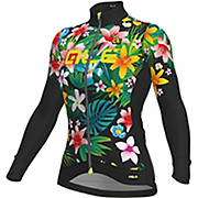 Alé Womens Sartana Micro Long Sleeve Jersey AW18