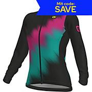 Alé Womens Pulse Long Sleeve Jersey AW18