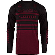 Troy Lee Designs Skyline L-S Jersey Streamline Sram 2018