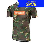 Morvelo Camo Short Sleeve Baselayer AW18