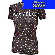Morvelo Womens Strands Short Sleeve Baselayer AW18
