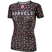 Morvelo Womens Strands Short Sleeve Baselayer AW18