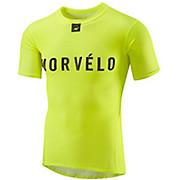 Morvelo Definitive Fluro Short Sleeve Baselayer AW18