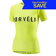 Morvelo Womens Definitive Fluro SS Baselayer AW18