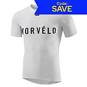 Morvelo Definitive White Short Sleeve Baselayer AW18