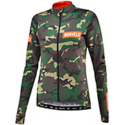Morvelo Womens Camo Thermoactive LS Jersey AW18