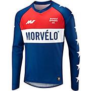 Morvelo Evel Long Sleeve MTB Jersey AW18
