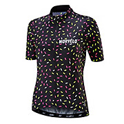 Morvelo Womens Strands Short Sleeve Jersey AW18