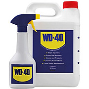 WD40 Multi Purpose Product & Spray Bottle 5L