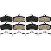 Nukeproof Shimano Saint-TRP Quadiem-Slate Pads 4Pk