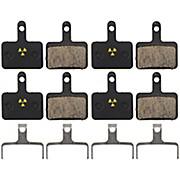 Nukeproof Shimano Deore M515-M525-Tektro Pads 4Pk