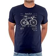 Cycology Blueprint For Life T-Shirt