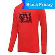 Morvelo Metal Goods Long Sleeve Tech Tee SS19