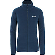 The North Face Women's 100 Glacier Full Zip 2018