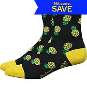 Defeet Womens Aireator 3 Pineapple Socks