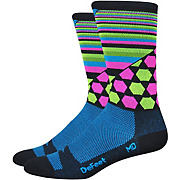 Defeet Aireator 6 Cosmic Socks