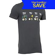 Primal Wont Stop T-Shirt AW18
