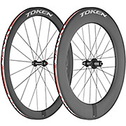Token C590 Carbon Clincher TT Wheelset