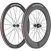 Token C590 Carbon Clincher TT Wheelset
