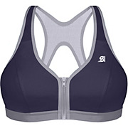 Shock Absorber Active Zipped Plunge Sports Bra Summer SS19