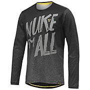 Nukeproof Blackline Long Sleeve Jersey - NukeEm AW18