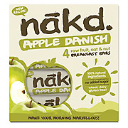nakd. Bar 4 x 30g Multi-Pack