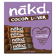nakd. Mixed Case 48 x 35g