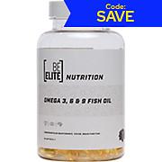 BeElite Omega 3 6 and 9 Fish Oil Softgels 60